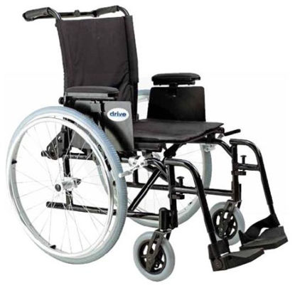 Picture of Drive Cougar Folding Wheelchair