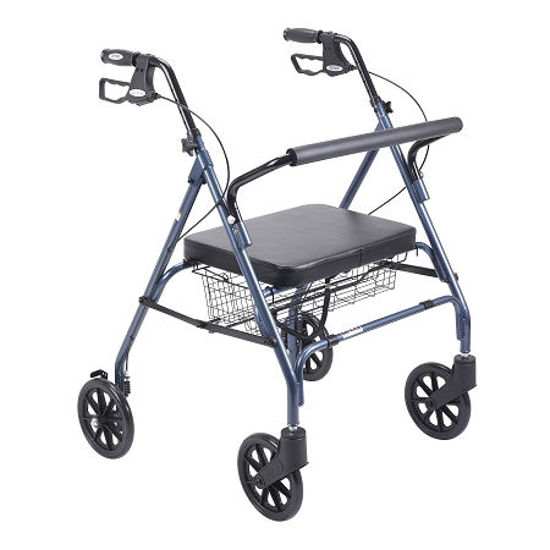 Picture of Drive Go-Lite Bariatric Steel Rollator
