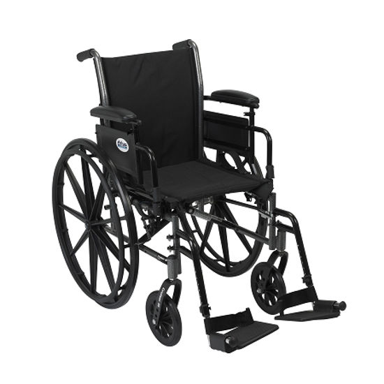 Picture of Drive Cruiser III Light Weight Wheelchair with Flip Back Removable Arms
