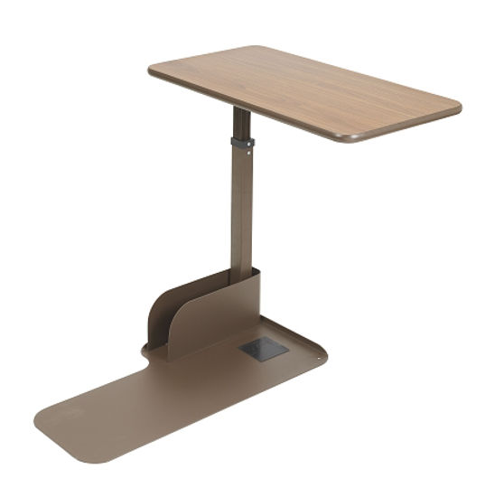 Picture of Seat Lift Chair Overbed Table, Left Side Table