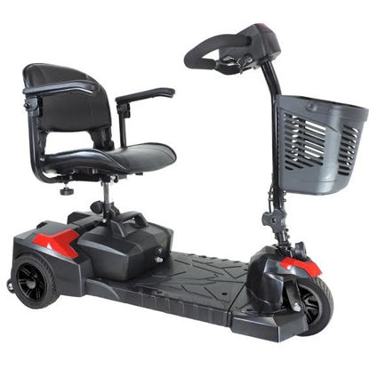 Picture of Scout Compact Travel Power Scooter, 3 Wheel