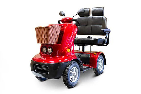Picture of EW-88 2-Passenger Recreational 4-Wheel Scooter