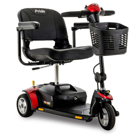 Picture of Pride Go-Go Elite Traveller 3-Wheel