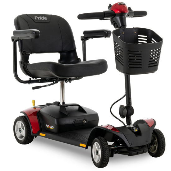Picture of Pride Go-Go Elite Traveller 4-Wheel
