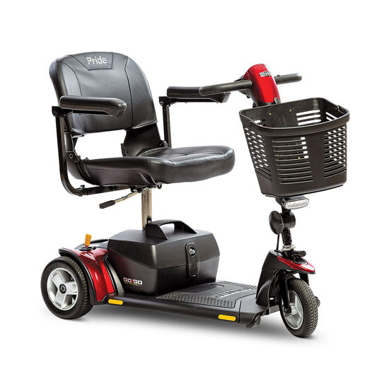 Picture of Pride Go-Go Elite Traveller Plus 3-Wheel