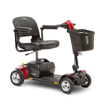 Picture of Pride Go-Go Elite Traveller Plus 4-Wheel