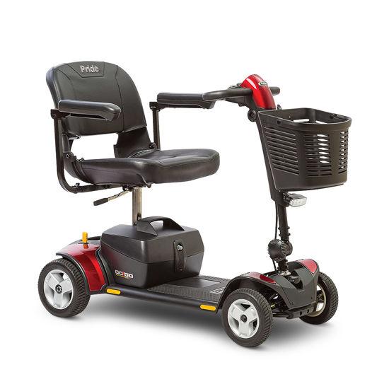 Picture of Pride Go-Go Elite Traveller Plus 4-Wheel