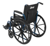 Picture of Drive Blue Streak Wheelchair with Flip Back Desk Arms