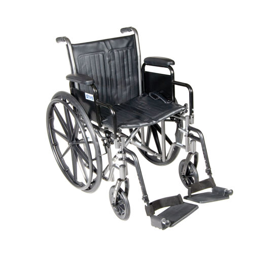 Picture of Drive Silver Sport II Wheelchair