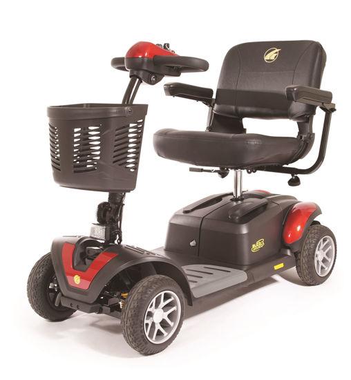 Picture of Golden Buzzaround EX 4-Wheel Scooter