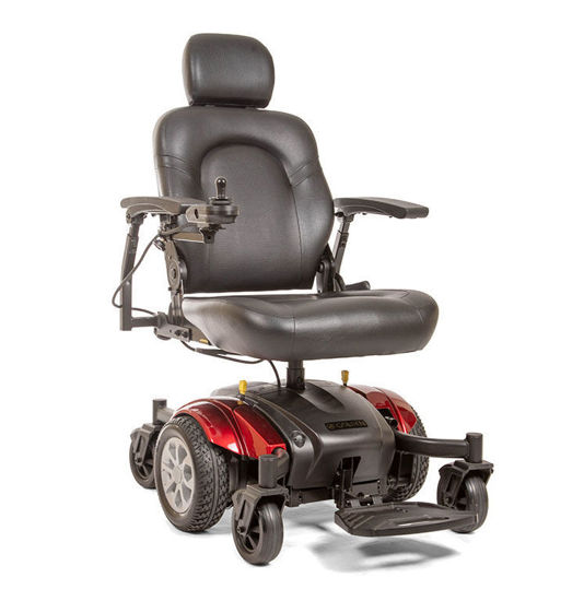 Picture of Golden Compass Sport Powerchair