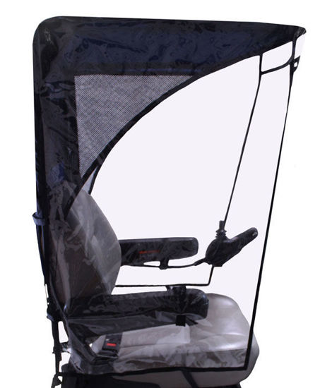 Picture of Diestco WeatherBreaker Canopy - Max Protection