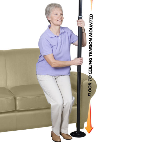 Picture of Stander Home Security Pole