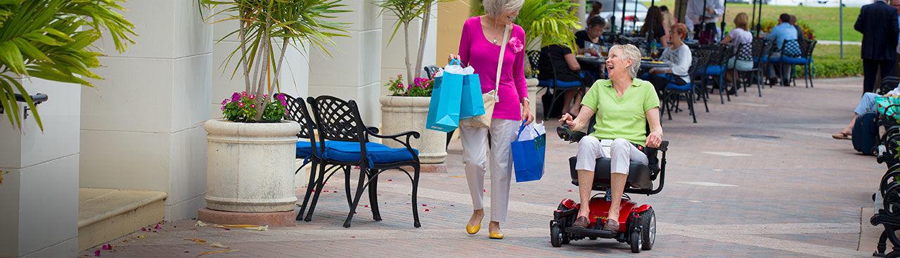Power Wheelchair Rentals
