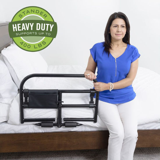 Picture of Stander Prime Safety Bed Rail