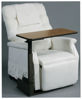Picture of Seat Lift Chair Overbed Table, Right Side Table