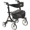 drive-nitro-euro-style-rollator-rolling-walker-heavy-duty-black