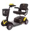 golden-buzzaround-ex-4-wheel-scooter-yellow
