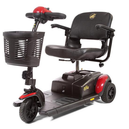 golden-buzzaround-lt-3-wheel-scooter-red